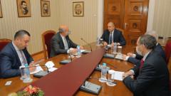 Румен Радев пред Бучковски: Евроинтеграция се постига не с натиск, а с резултати