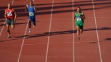 """Денис Димитров първи на 100 метра на """"Самарско знаме"""""""