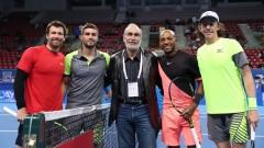 Никола Мектич и Александер Пея са финалисти на Sofia Open