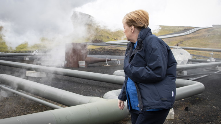 Канцлерът на Германия Ангела Меркел настоя, че Европейският съюз ще