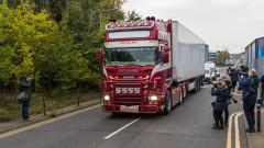 В Англия арестуваха мъж и жена заради жертвите в камиона