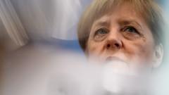 Рекорден спад на подкрепата за германската коалиция на Меркел
