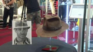 Броиха $500 000 за шапката на Индиана Джоунс