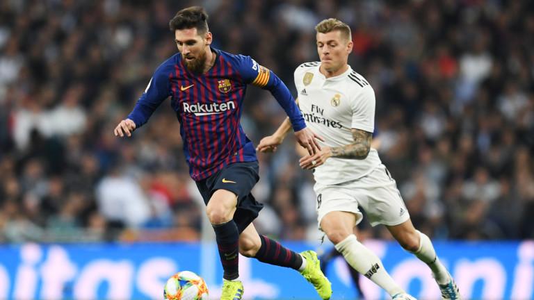 Босът на Барселона Джосеп Бартомеу разкри, че клубът ще удължи