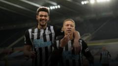 """""""Златна"""" резерва донесе пета победа за сезона на Нюкасъл"""