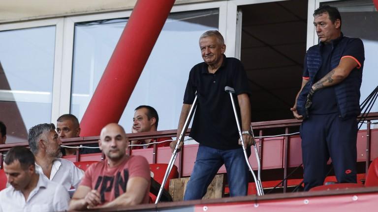 Крушарски: В Локомотив винаги тръгваме със загуби, а после не могат да ни спрат!