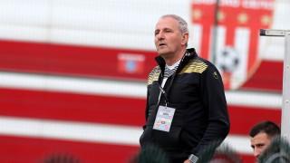 Никола Спасов: Радвам се, че станахме шампиони на нашия стадион