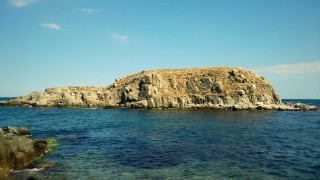 """Проучват за първи път остров """"Свети Петър"""" край Созопол"""