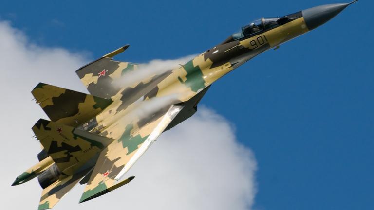 Русия съблазнява Китай с нови Су-35