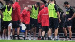 Звезда на Швейцария аут от Мондиал 2018?