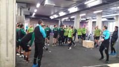 Неделният ден ще е почивен за футболистите на Витоша, подготовката в София продължава