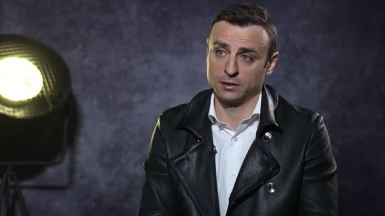 Бившият голмайстор на България и Манчестър Юнайтед - Димитър Бербатов,