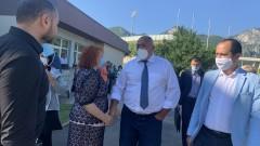 Вие как протестирате, пита Борисов строителите на пътища