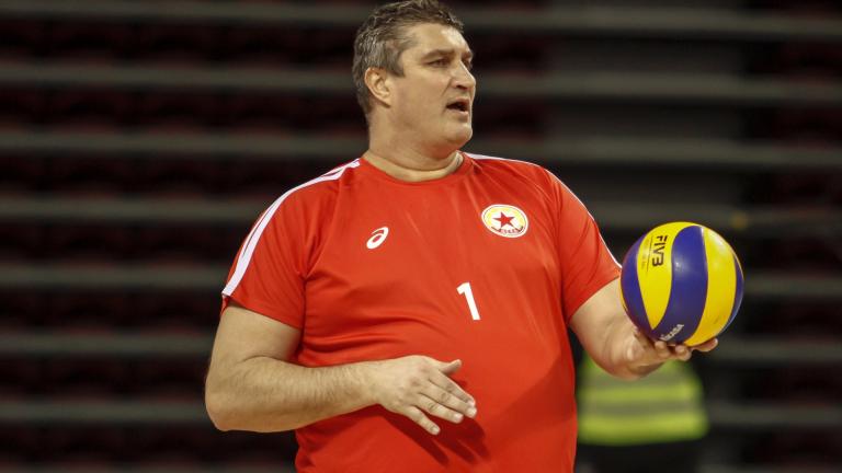 Волейболна школа, носеща името на легендата ни в този спорт
