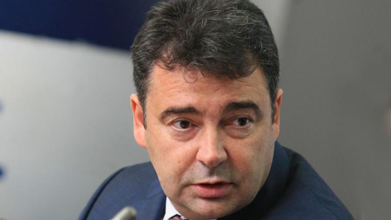 Константин Велев, изпълнителен директор на ЗАД