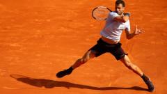 Григор Димитров потвърди участие на турнир в Холандия