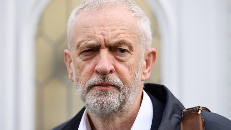 Лейбъристите подкрепят предсрочни избори преди Коледа