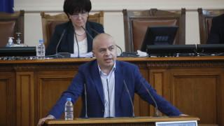 ГЕРБ предлагат да се изслушат трима министри, БСП настоява за премиера