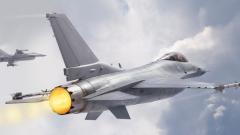 Американски авиатори демонстрират висок пилотаж в Граф Игнатиево