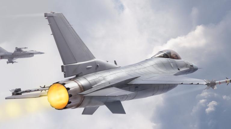 Наши и италиански изтребители ще охраняват въздушното ни пространство