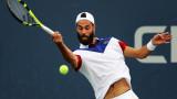 Френският тенисист Беноа Пер е дал отрицателен PCR тест