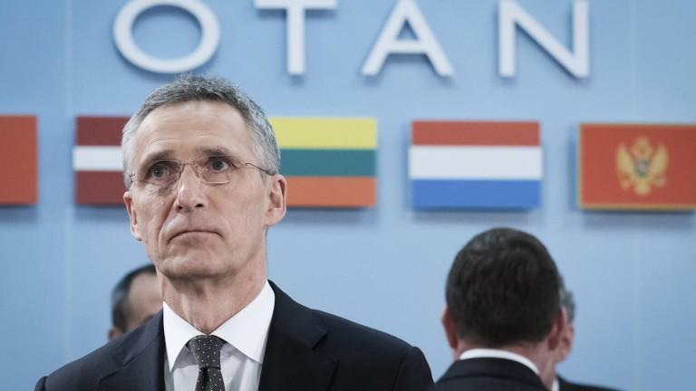 Генералният секретар на НАТО Йенс Столтенберг призова европейските страни членки
