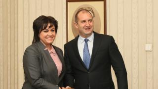 Нинова убеди Радев да свика КСНС за демографската криза и бедността
