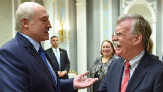 САЩ предупреждават Лукашенко за заплахата от Русия