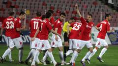 Това са ФК Баку и НД Мура 05