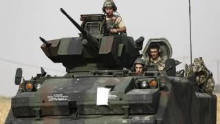 Турция праща спецчасти в Сирия