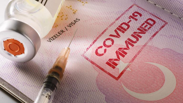 Повечето германци искат имунизационни паспорти за COVID-19