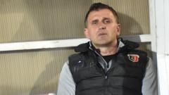 Акрапович: Умората в отбора ме тревожи преди баражите за Лига Европа