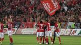 ЦСКА ще затвърждава доброто си представяне и срещу Копенхаген