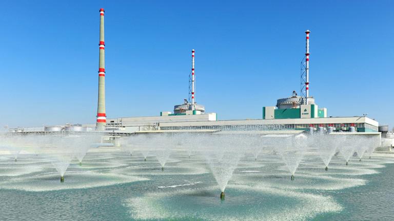 Ядрената енергия ще остане доминиращият източник за производство на електроенергия