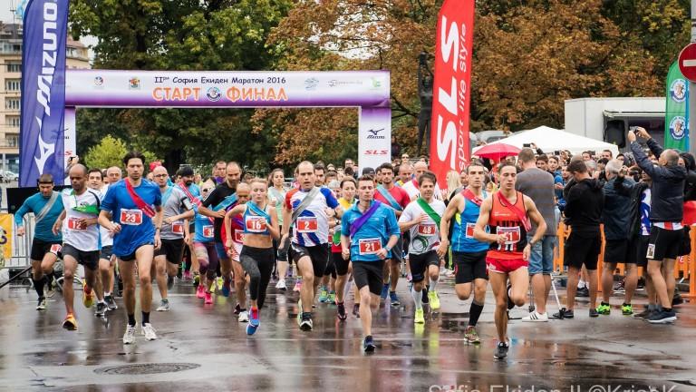 Канадски австралиец ще влиза в Книгата на Гинес на маратона в Стара Загора