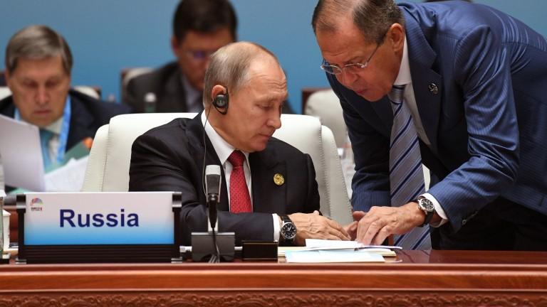 Путин предупреди САЩ да не снабдяват Украйна с оръжия