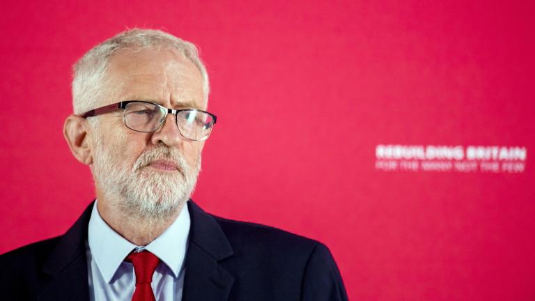 Корбин настоя за предсрочни избори, лейбъристите спират Брекзит без сделка