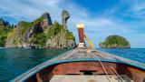 Пилешкият остров в Тайланд