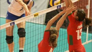 Волейболистките се класираха за финалите на Европейското