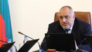 Премиерът Бойко Борисов благодари на спортистите, подкрепящи борбата с коронавируса