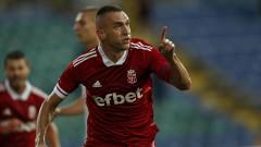 """Мартин Камбуров: Кошмар съм за Левски, защото съм им отбелязал най-много голове в """"А"""" група"""
