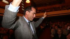 Мартин Заимов: Няма да дезертирам