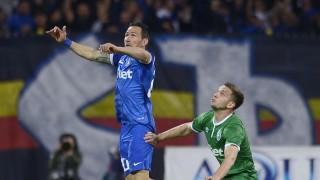 Живко Миланов изгоря за дербито с Лудогорец! Капитанът на Левски и с глоба - 4000 лева!