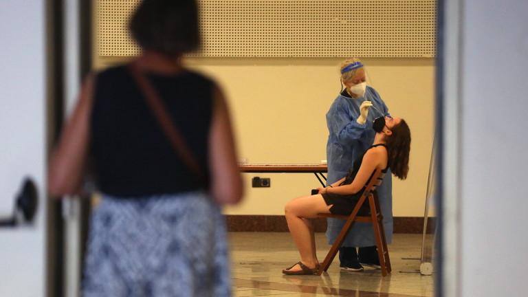 Близо 5,2 милиона гърци са били напълно ваксинирани срещу коронавируса,
