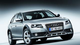 Audi представи A4 Allroad Quattro