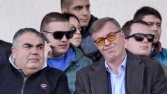 Наско Сираков: Никой не може да ме изкара от Левски, това е голямата ми любов!