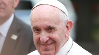 Папата: Студентите богослови трябва да се учат на диалог с юдаизма и исляма