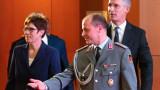 Германия цени НАТО, но Европа трябва да засили собствените си способности