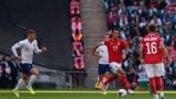 България загуби с 0:4 от Англия в европейска квалификация