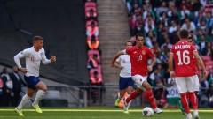 """Българската поява на """"Уембли"""" приключи с тежка загуба от Англия"""